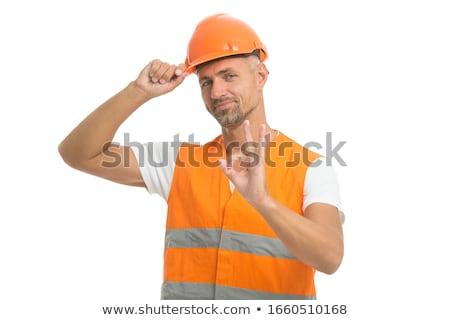elektricien · klaar · werk · monitor · tool · elektronische - stockfoto © lisafx