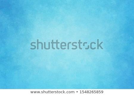 Boyalı kâğıt mum boya mavi doku boya Stok fotoğraf © jakgree_inkliang