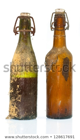 old bottles stock photo © kornienko