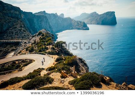 Majorca Island. Mallorca Stock photo © EwaStudio