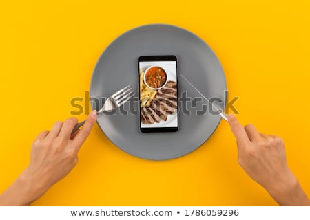 Digital Food Stock photo © Lightsource