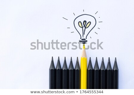 Colored pencils 1  Stock photo © user_8545756
