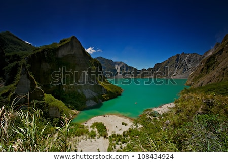 Mt. Pinatubo Crater Stock photo © lorenzodelacosta