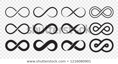 Infinity Logo Stock photo © Ggs