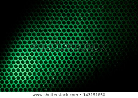 bubble wrap lit by green light stock photo © pakete