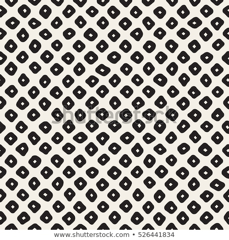 Vector sin costura dibujado a mano ondulado líneas patrón Foto stock © CreatorsClub