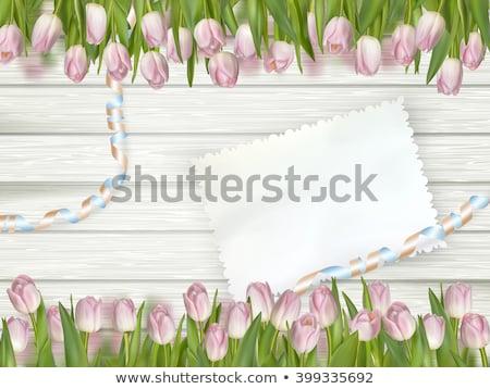 сирень · весны · Top · мнение - Сток-фото © beholdereye