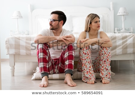 Couple In Crisis Stock photo © Lightsource