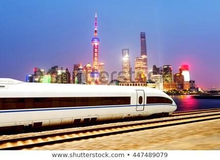 tren · estación · de · ferrocarril · adelaide · aire · libre · Australia - foto stock © joyr
