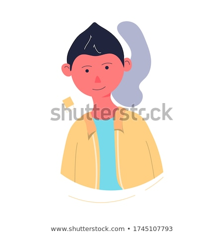portré · mosolyog · férfi · kabát · pózol · kint - stock fotó © is2