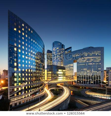 近代建築 パリ 地区 ラ フランス ストックフォト © Givaga