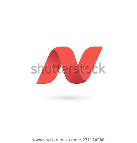 Logo vektör ikon amblem soyut Stok fotoğraf © blaskorizov