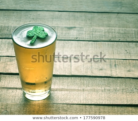 happy st patricks day background with text space Stock photo © SArts
