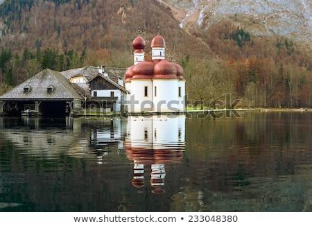 St. Bartholomew Church, Germany Stock photo © borisb17