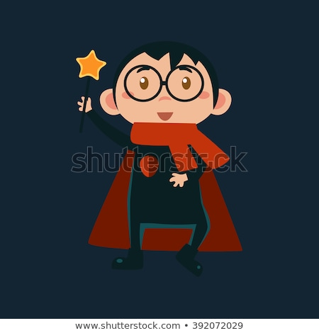 Cartoon smiling potter Stock photo © jossdiim
