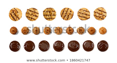 tasty pastry and Bakery foodstuffs collection Stock photo © Margolana