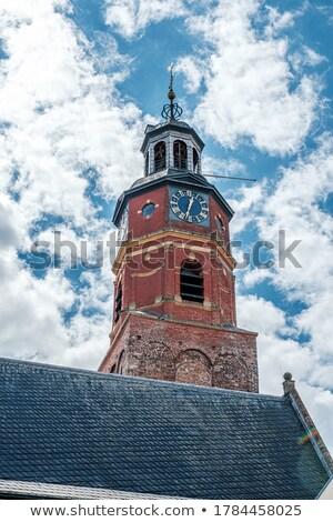 View of Sint Lambertuskerk protestant church Stock photo © Melnyk