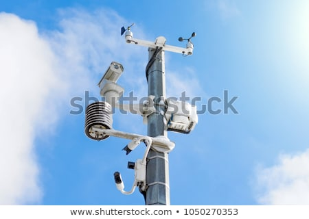 anemometer vane in weather station Stock photo © lunamarina