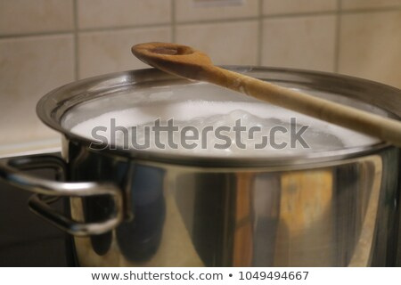 água velho rosa ferramenta cozinhar Foto stock © crisp