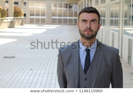 Young Man Rolling His Eyes Stock photo © rcarner