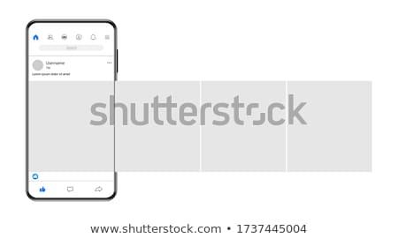 回転木馬 1泊 表示 古い 子供 デザイン ストックフォト © Koufax73