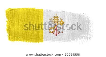 Włochy · banderą · tekstury · papieru · starych · papieru - zdjęcia stock © hypnocreative