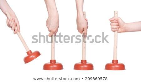 infusie · pompen · oplossing · uitrusting · pijn · zorg - stockfoto © marimorena