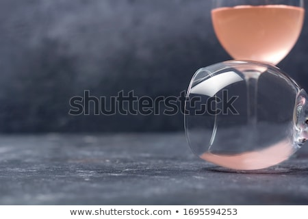 Sommelier serving a rose wine Stock photo © photography33