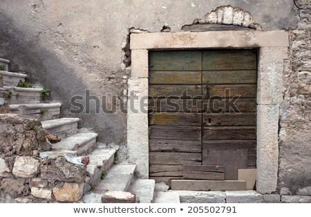 Šibenik Old City Stock photo © blanaru