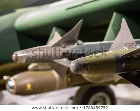 Missiles attack Stock photo © Aikon