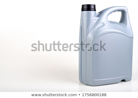 motor oil can isolated Stock photo © ozaiachin