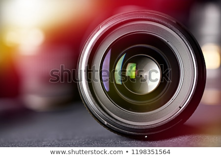Photography Camera Background Stock photo © THP