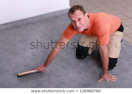 男 · 階 · オフィス · 建設 · 作業 · ワーカー - ストックフォト © photography33