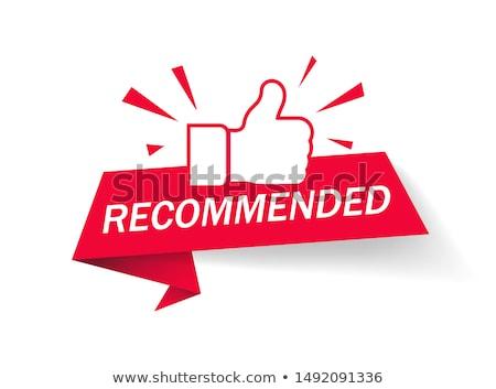 Meilleur conseil affaires financière conseils balise Photo stock © Lightsource