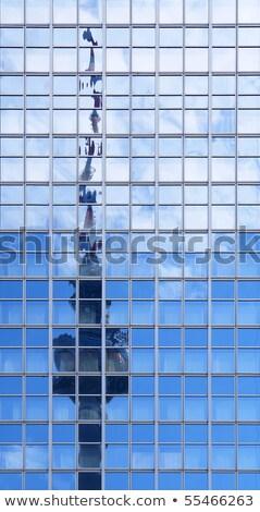 ストックフォト: ベルリン · テレビ · 塔 · テレビ塔 · 先頭 · 有名な
