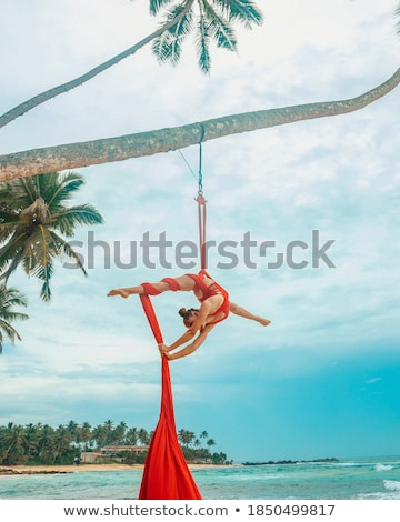 Aerialist Stock photo © disorderly