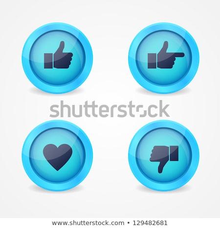 comme · tampon · vecteur · internet · bouton · www - photo stock © rioillustrator