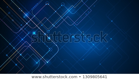 elektromosság · háttér · textúra · fényes · izzó · folyik - stock fotó © arenacreative