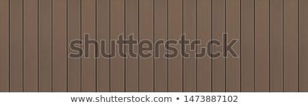 Kahverengi pvc doku mavi taklit Stok fotoğraf © smuay