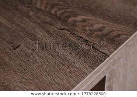 Sahte ahşap doğal doku detay görüntü Stok fotoğraf © tiero