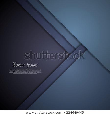 Sötét színes technikai vektor terv háttér Stock fotó © saicle