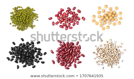 adzuki beans stock photo © szefei