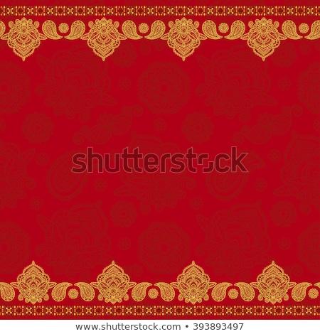 Sari texture detail Stock photo © dutourdumonde