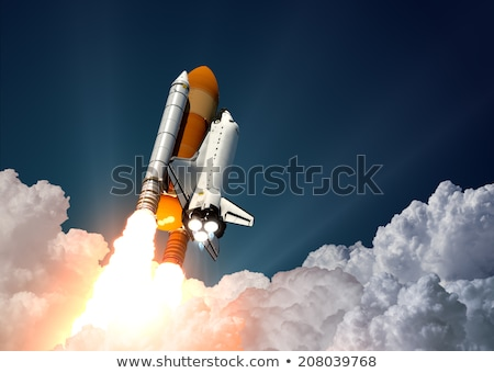 Lift Off Stock photo © make