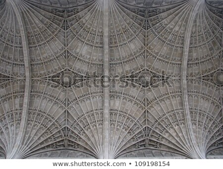 ケンブリッジ · イングランド · 高い · 表示 · 歴史的な建物 · 市 - ストックフォト © searagen
