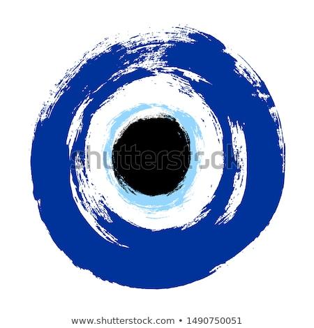 Grunge eye. Stock photo © lubavnel