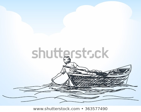 Rowing Stock Vectors Illustrations And Cliparts