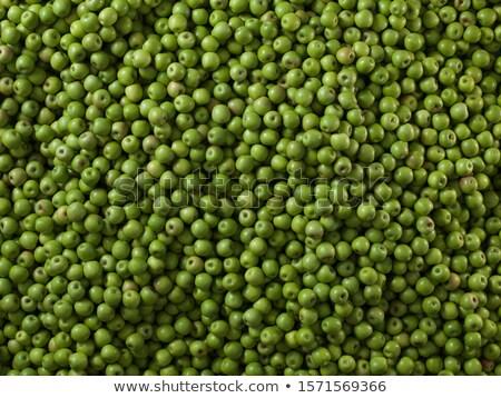 緑 リンゴ おばあちゃん 水 フルーツ ストックフォト © janssenkruseproducti