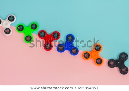 Népszerű megnyugtató játék általános terv kéz Stock fotó © neirfy