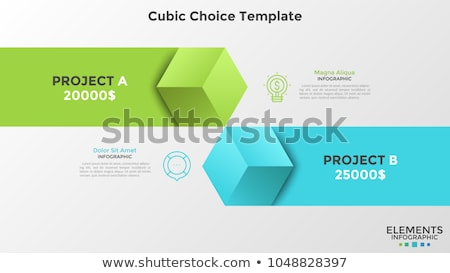 Stock photo: INFOCON buttons
